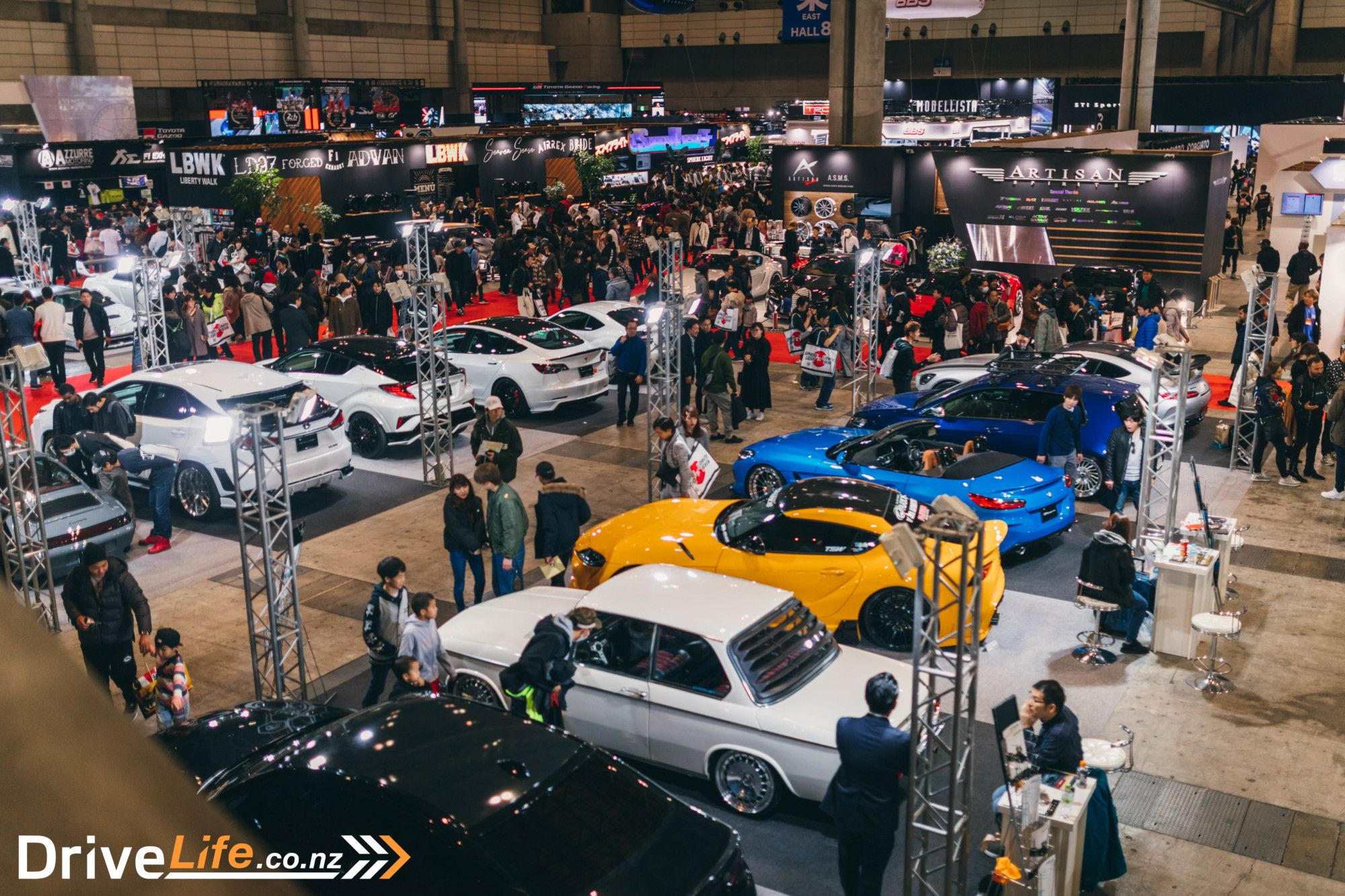 Another Year Another Tokyo Auto Salon Done And Dusted This Year Was Pretty Much Like Every Other Year Lots Of Wide Body Kits Pl In 2020 Stance Cars Tokyo Wide Body