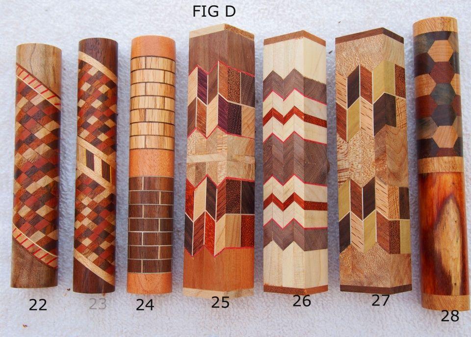 Risultati Immagini Per Segmented Pen Blank Wood Turning Pens