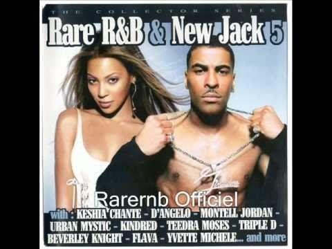 RARE RNB & NEW JACK 5