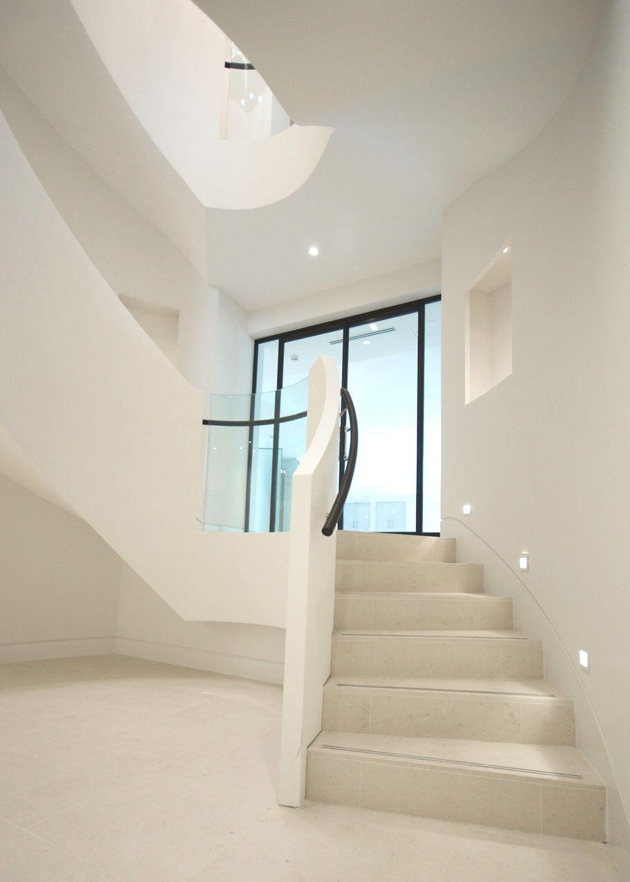 10 Staircase Design Ideas For A Contemporary Home Staircase