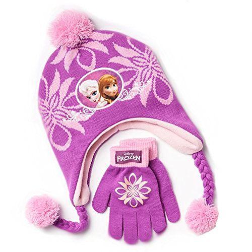 Disney's FROZEN Elsa and Anna Girls Snowflake Hat & Gloves Set Disney http://www.amazon.com/dp/B00PBEAW4E/ref=cm_sw_r_pi_dp_saSVub1XFVSS0