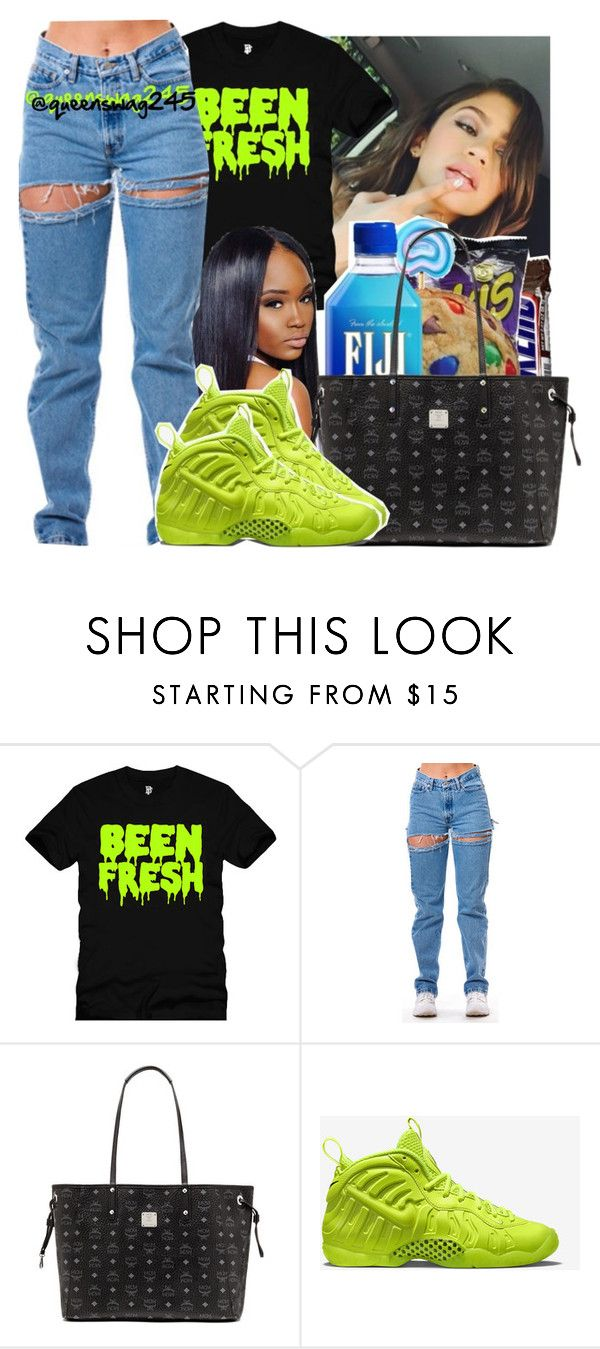 """""""Simple As This x Trevor Jackson"""" by queenswag245 ❤ liked on Polyvore featuring NIKE"""