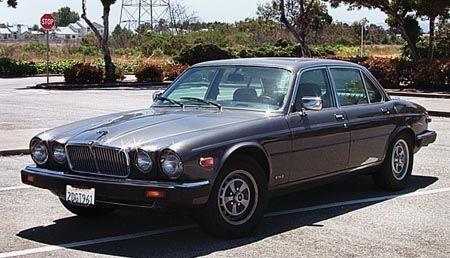 Elegant 1986 Jaguar Xj6