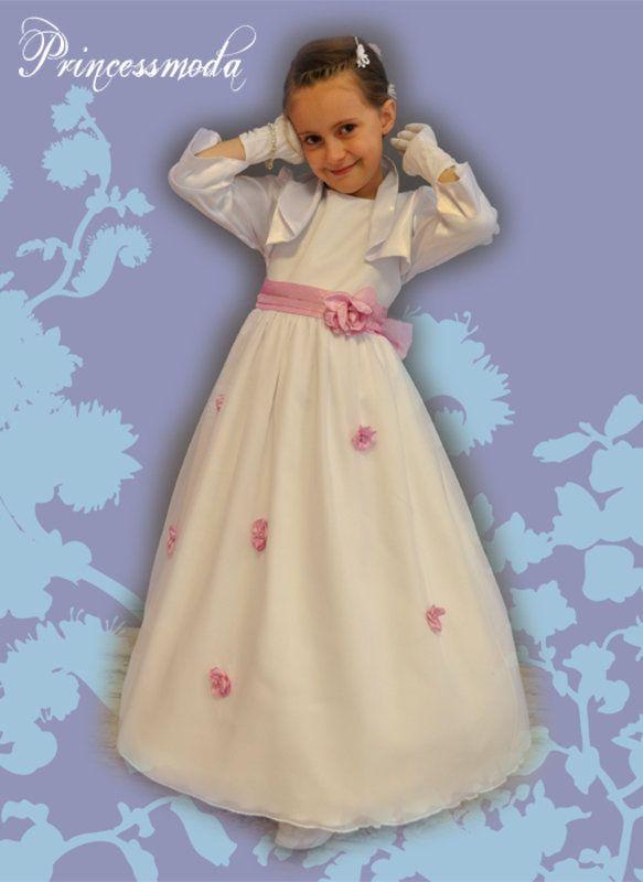 ELISA 2 - Langes Festkleid für kleine Damen ...