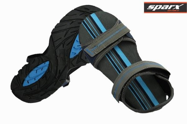 Sparx Men N.Blue grey S.Blue Floaters Sandals at our best price ₹ 749/- only.