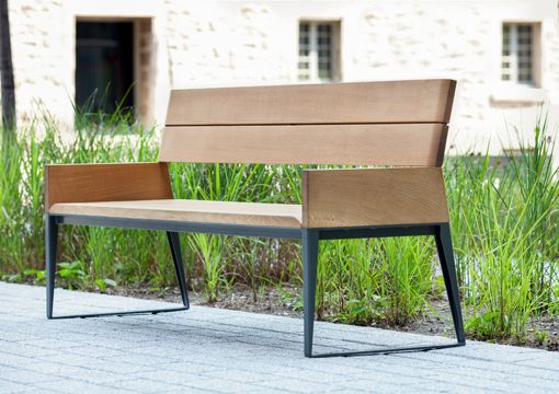 Commercial Outdoor Furniture, Park Benches And Other Site Furnishings