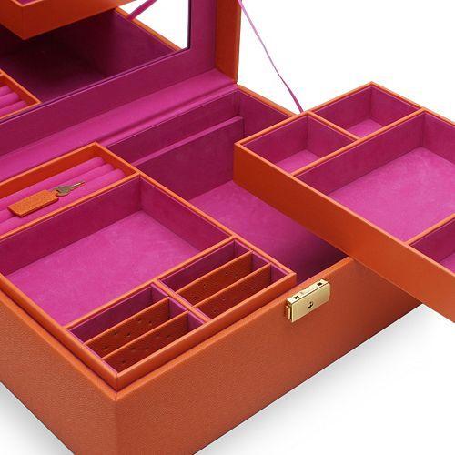 WOLF Brighton Large Jewelry Box box Pinterest Large jewelry