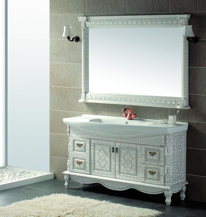 Furniture Vanity Cabinets Bathroom Kl 239 China