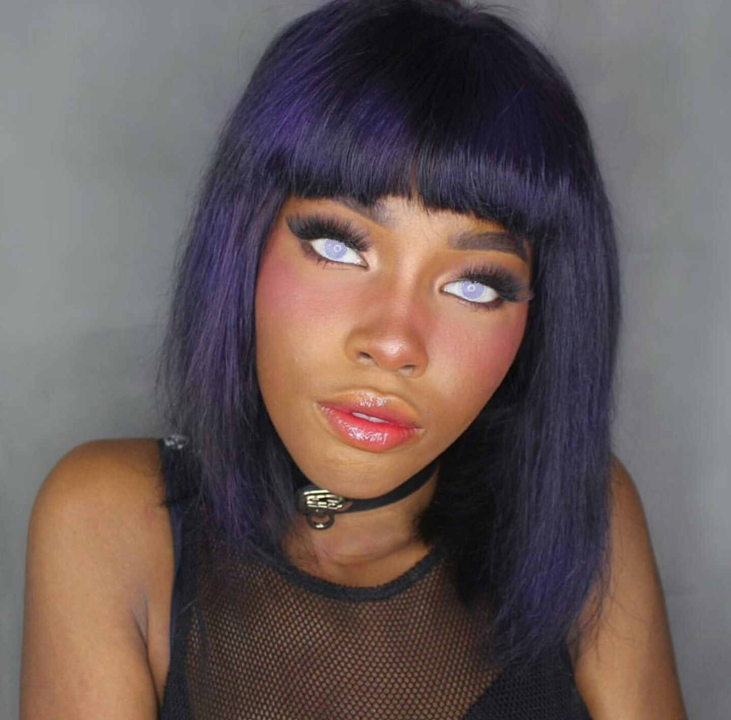 Pin by dylen morgan on e s sly pinterest colourful hair and wig