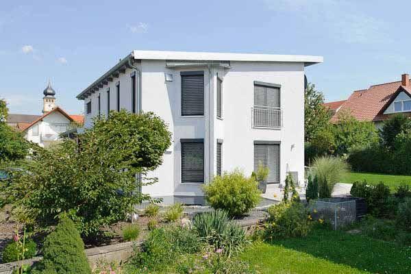 einfamilienhaus in ebenhausen mit pultdach seitenansicht einfamilienhaus pinterest. Black Bedroom Furniture Sets. Home Design Ideas