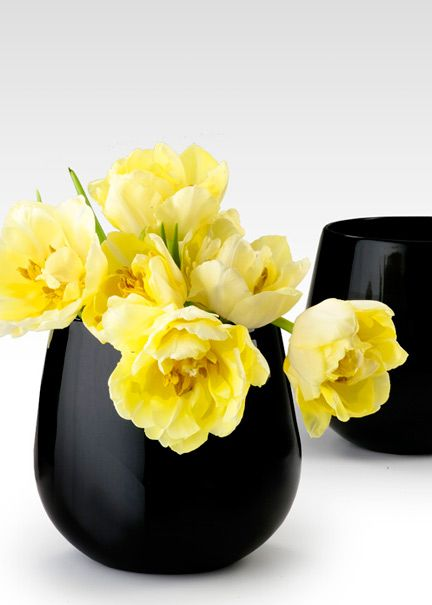 The Color Of Flowers In A Monochromatic Arrangement Of Yellow Tulips