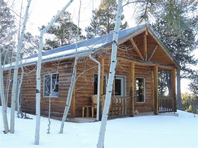 Cabin Vacation Rental In Woodland Park, CO, USA From VRBO.com! #