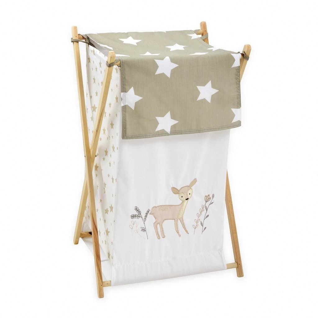 Dearest Bambi Stars Hamper Kids Storage Bins Kids Storage