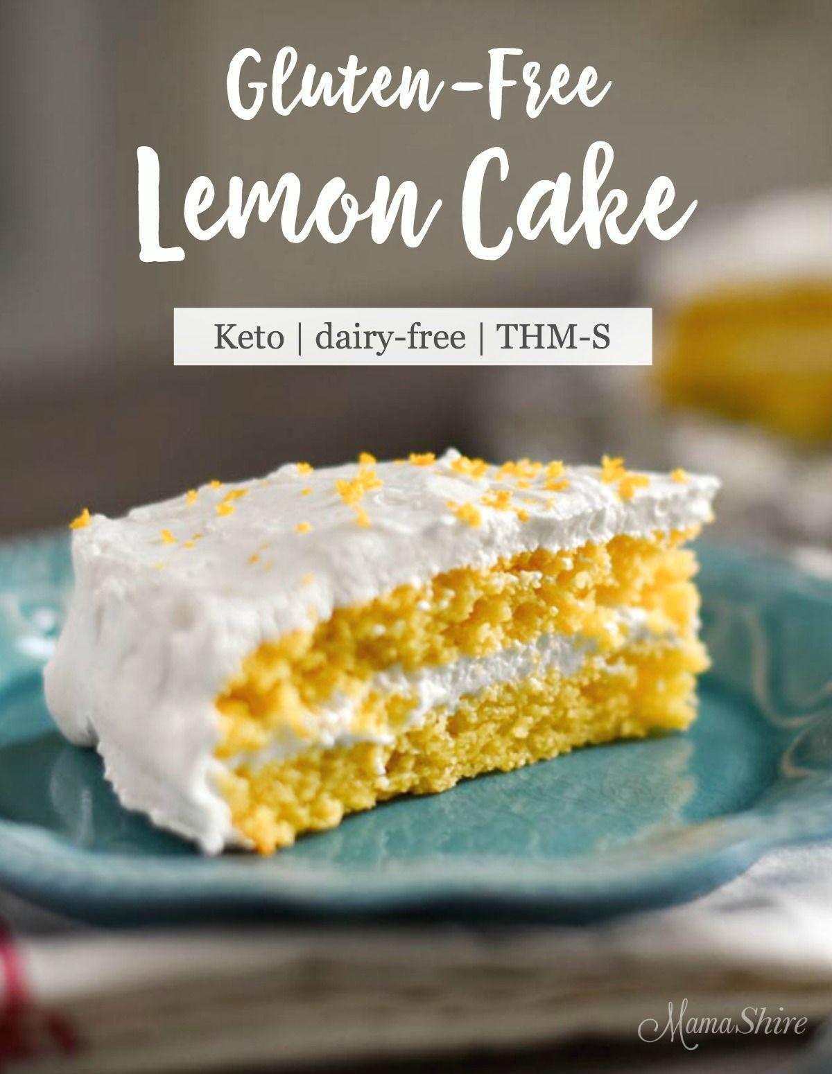 Gluten Free Lemon Cake With Lemon Frosting Mamashire Recipe Gluten Free Lemon Cake Lemon Frosting Recipes Gluten Free Lemon