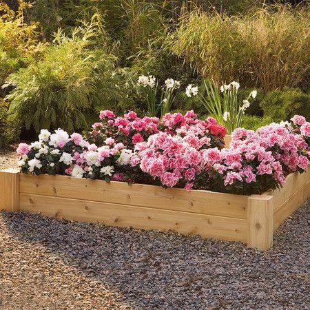 Calais Garden Bed