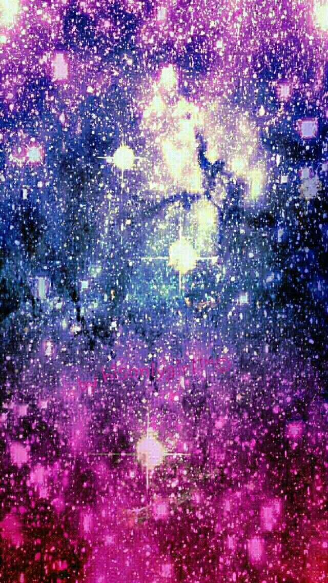 Cute Gradient Galaxy IPhone Android Wallpaper I Created For The App CocoPPa