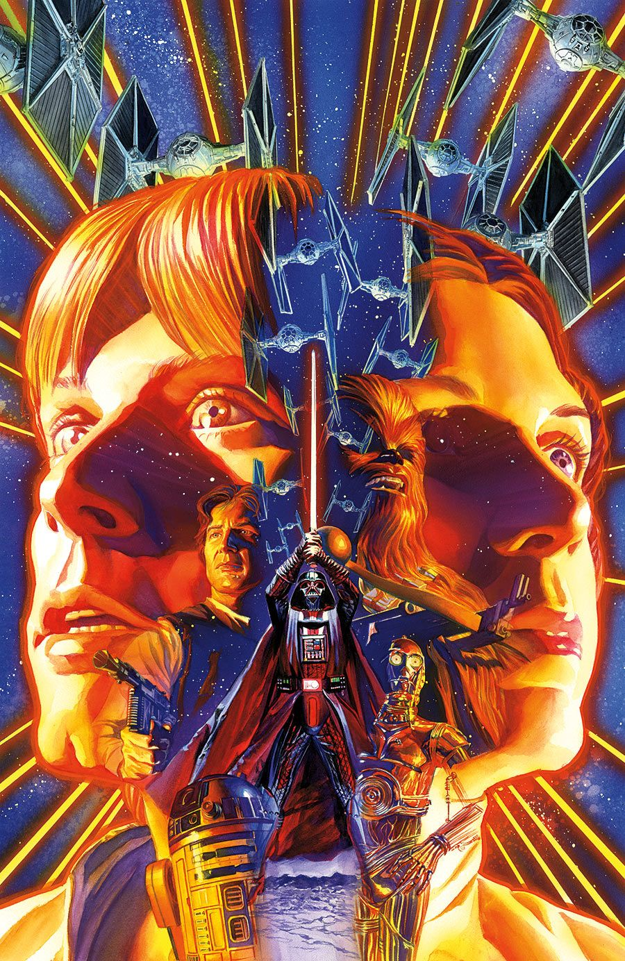Star Wars Dark Horse May The Force Be With You Star Wars