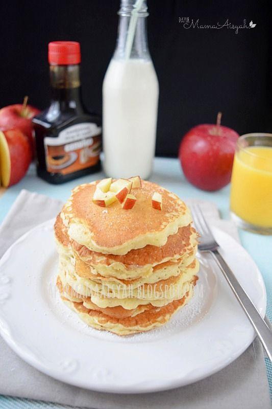 Resep Pancake Lembut Oleh Dee N Y L A Resep Resep Sarapan Resep Kue