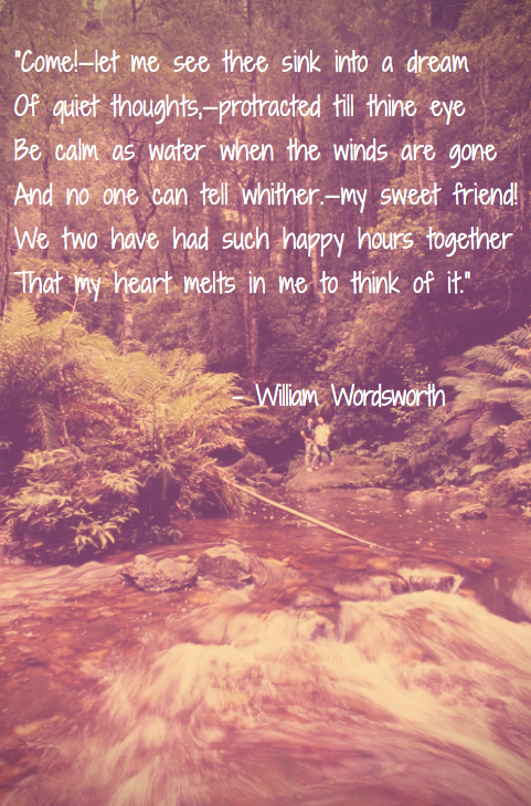 best friend poems - wordsworth   wisdom   Pinterest   Friend poems ...