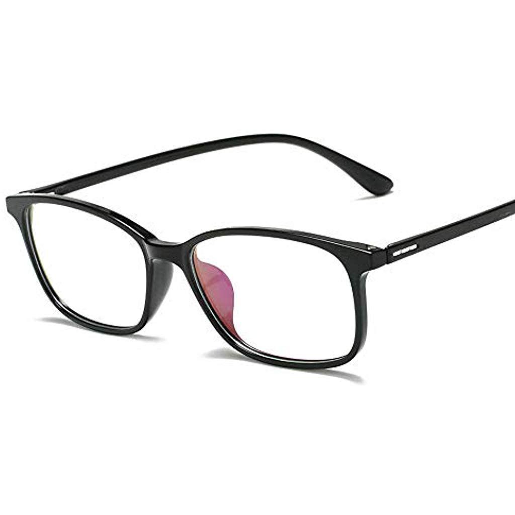 Generic Blaulichtfilter Computerbrille Zum Blockieren Von Uv Strahlen Und Gegen Kopfschmerzen Ermudung Der Augen Leichte Bri In 2020 Brille Manner Brillen Blaues Licht