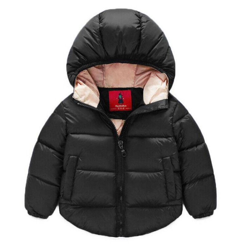 6f929d521a05 Baby Boy Girl Outerwear Coat Warm Hooded   Price   19.12   FREE ...