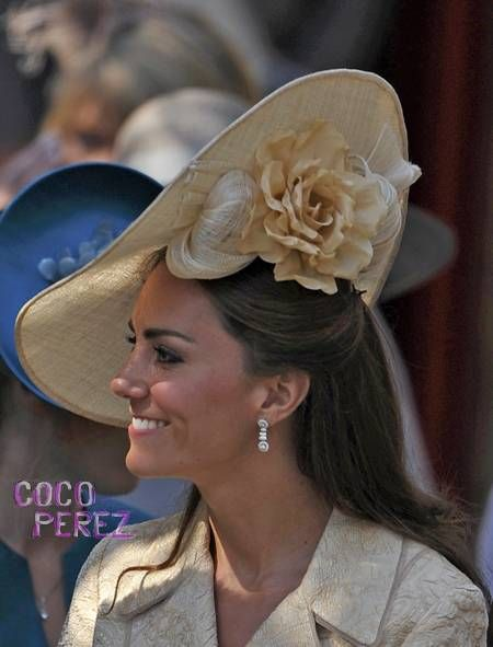 She May Have Repeated Her Outfit But Kate Middleton Did Wear Something New To Zara Phillips Wedding Last Weekend Hat The Ss Of Cambridge