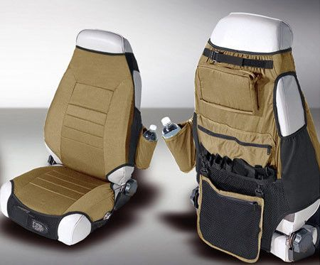 Rugged Ridge Wrangler Seat Protectors Spice Wrangler Cj Yj Tj Jeep Seats Seat Protector Jeep Cj