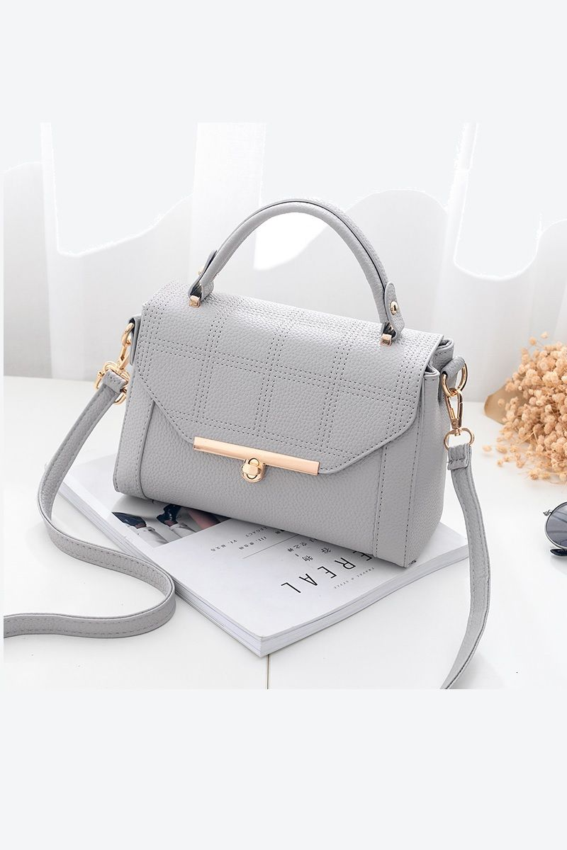 PU Leather Sequined Tote Bag for Women