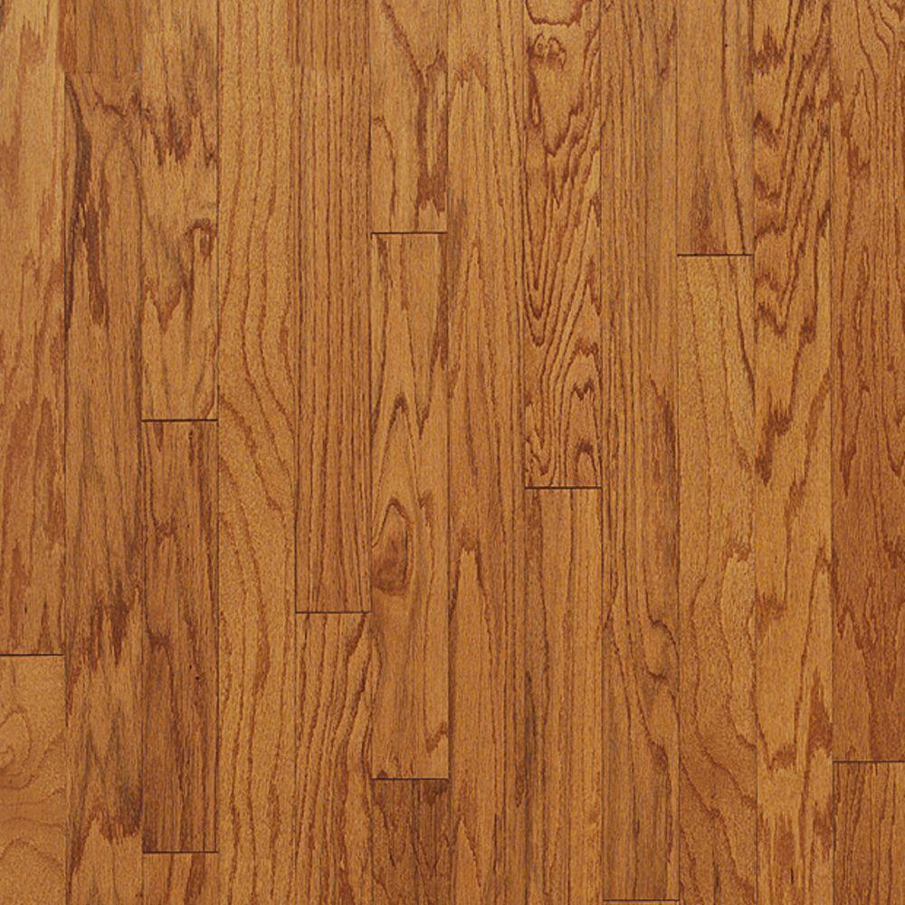 Bruce Wheat Oak 3 8 In Thick X 3 In Wide X Varying Length Engineered Hardwood Flooring 30 Sq Ft Case Ahs9900 The Home Depot Engineered Hardwood Flooring Oak Hardwood Flooring Engineered Hardwood