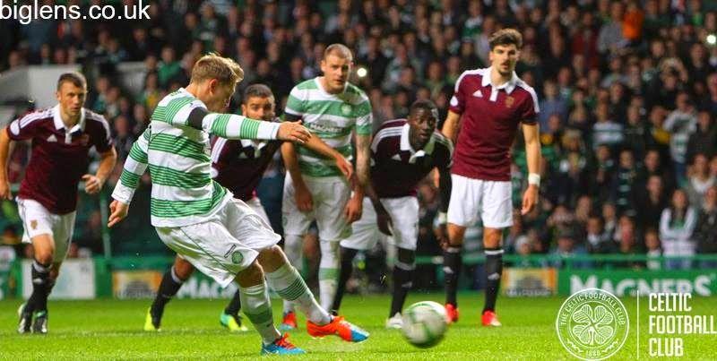 Celtic 3 0 Hearts 24th September 2014 Celtic Seasons League
