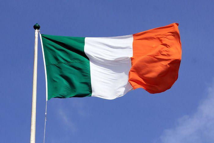 Resultado de imagen de irlanda bandera