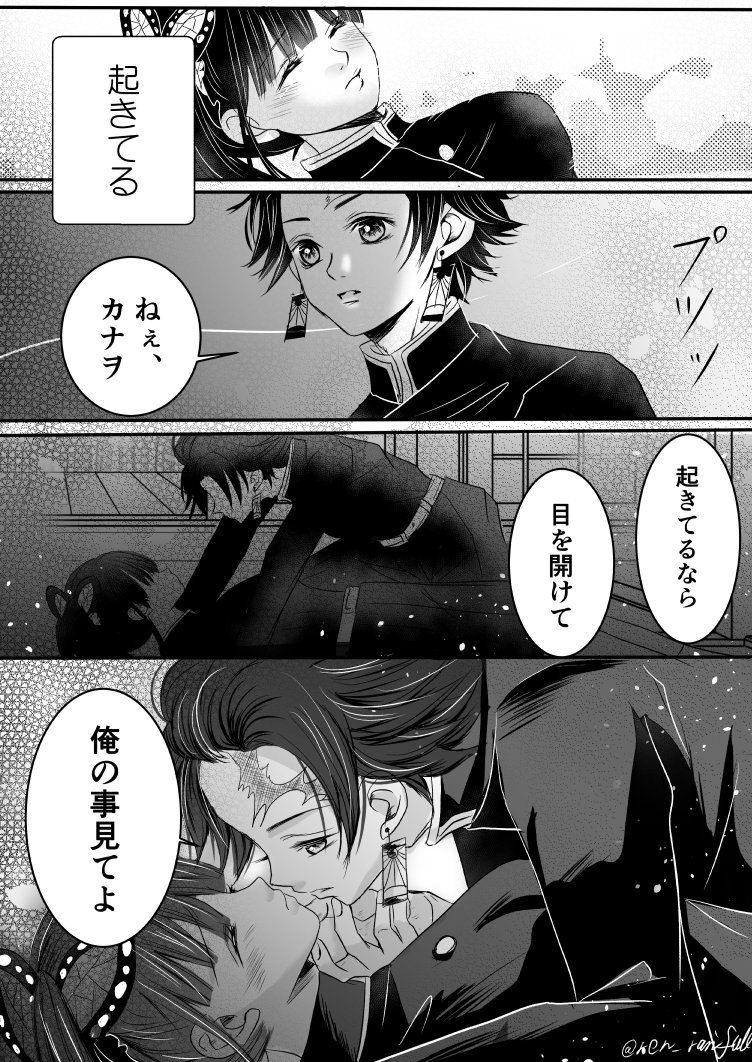 Ss 炭 カナ 【炭カナは公式】先に惚れたのはカナヲちゃんではなく炭治郎だという話【鬼滅の刃】