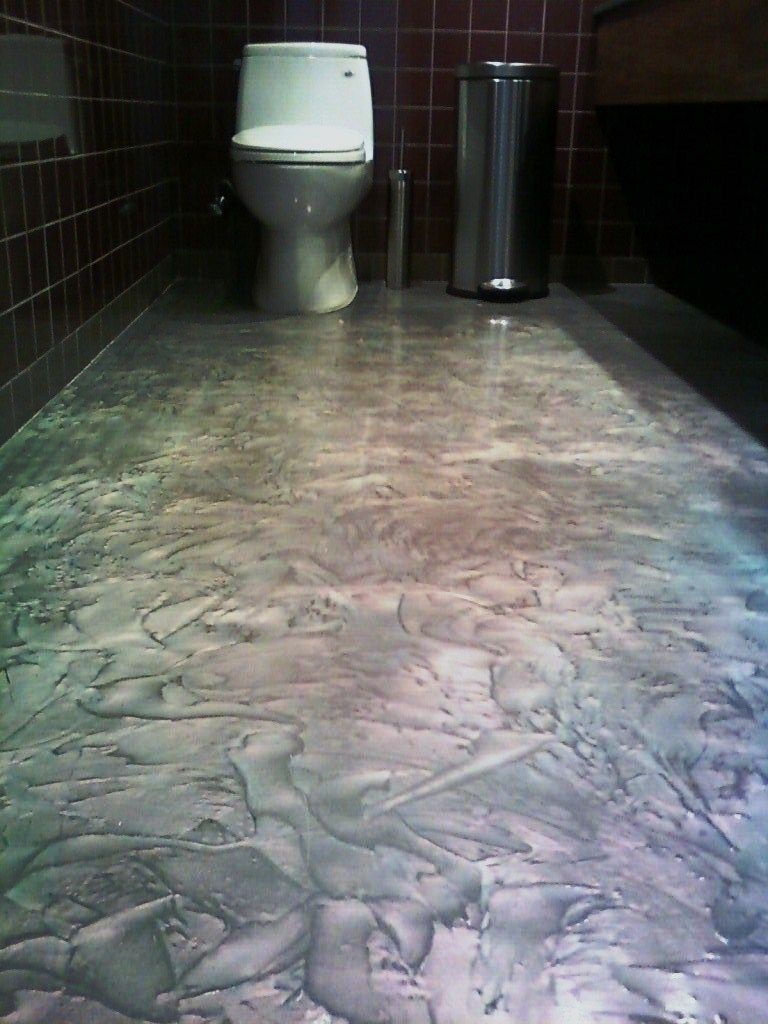 Pearl epoxy floor chameleon 3d effect epoxy floor for Epoxy flooring