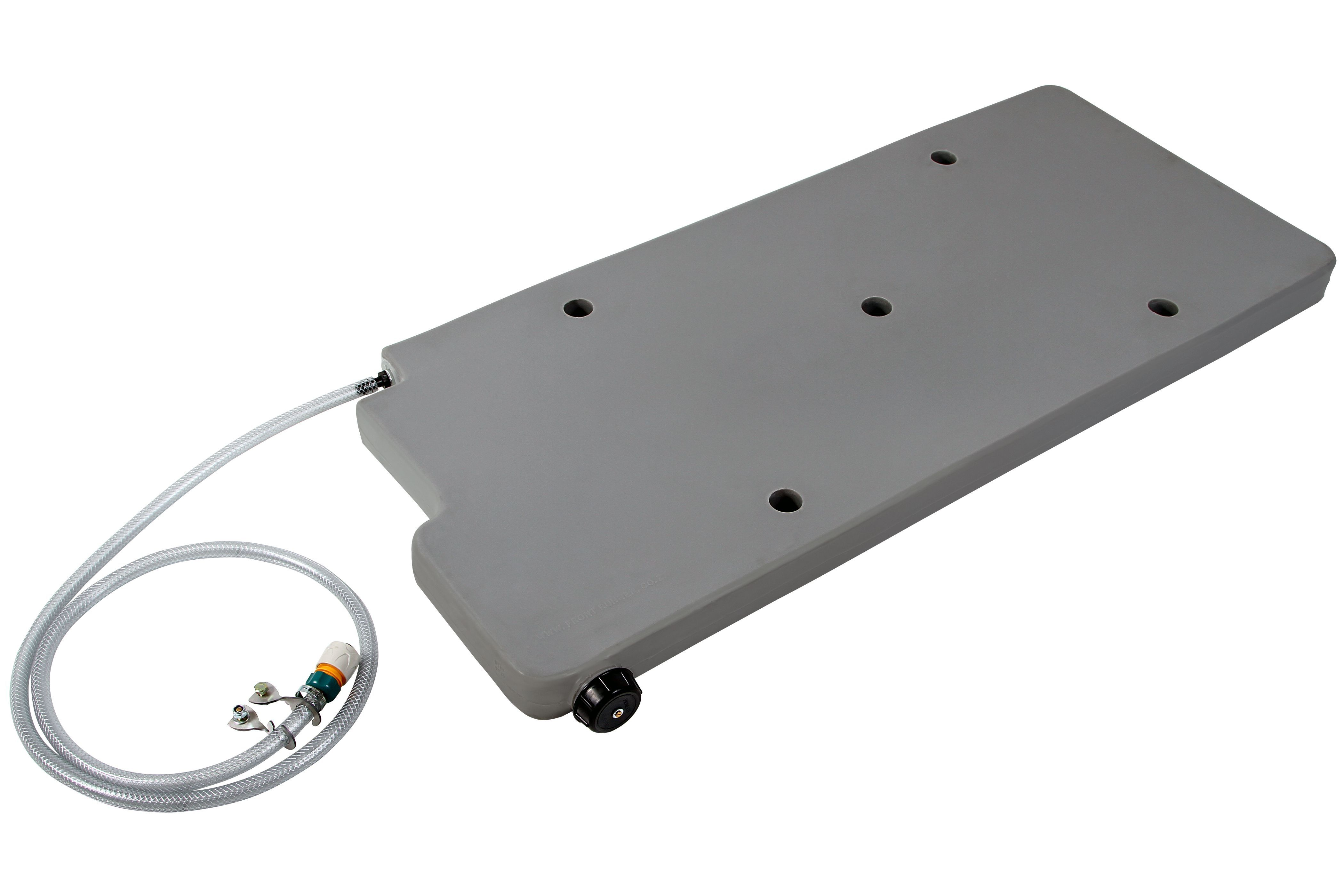 Front Runner Upright Water Tank 40l Water Tank Land Rover Tank