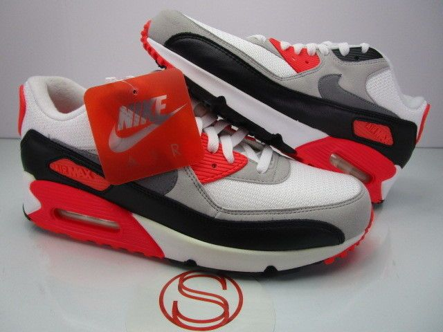 on sale 54b8f 4283e DS Nike Air Max 90 OG INFRARED 10  fashion  clothing  shoes  accessories   mensshoes  athleticshoes (ebay link)