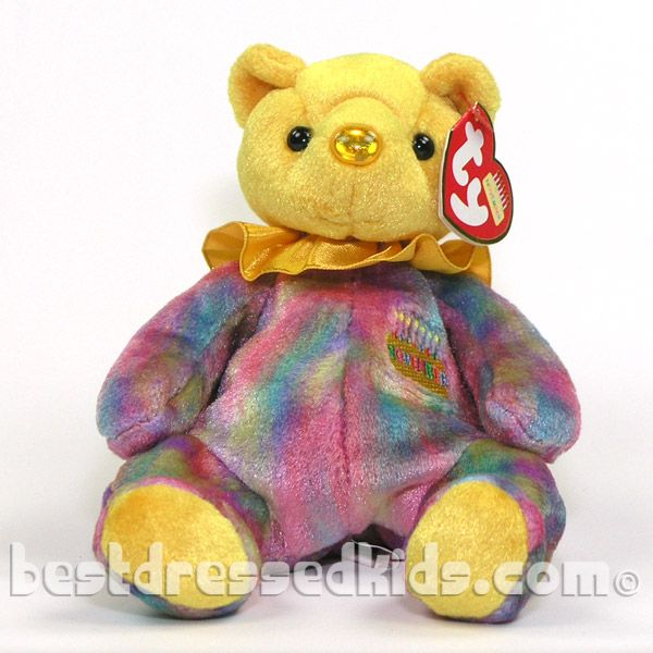 4276b5b8e17 November Birthday Beanie Baby this is a retired one and so pretty. sunshiny  yellow  )