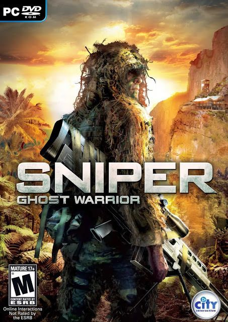 SNIPER GHOST WARRIOR 1 RIPPED PC GAME FREE DOWNLOAD 958 MB Sniper