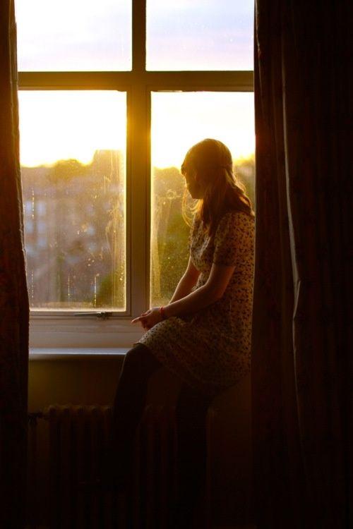 Sunrise Through The Window Raw Life Pinterest Window