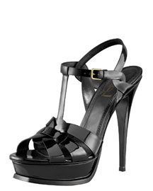 Platforms shoe salon bergdorf goodman shoes n handbags pinterest yves saint - Bergdorf goodman shoe salon ...