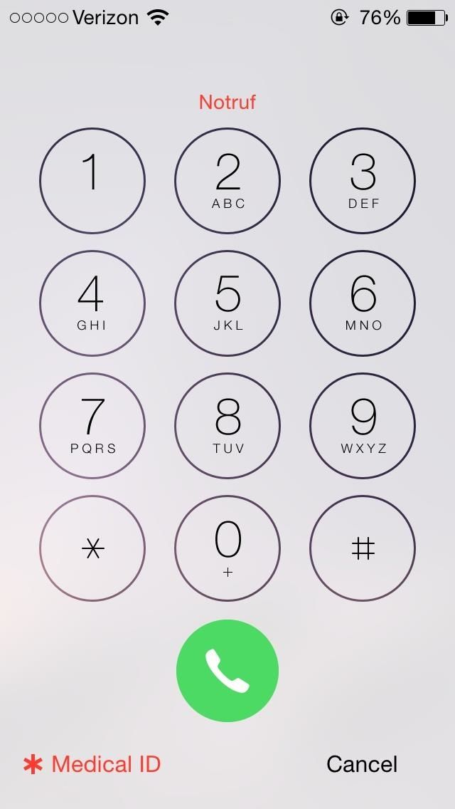 How to Add an Emergency Medical Card to Your iPhone's Lock