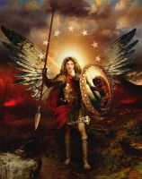 Pin On Archangel Saint Michael Beloved