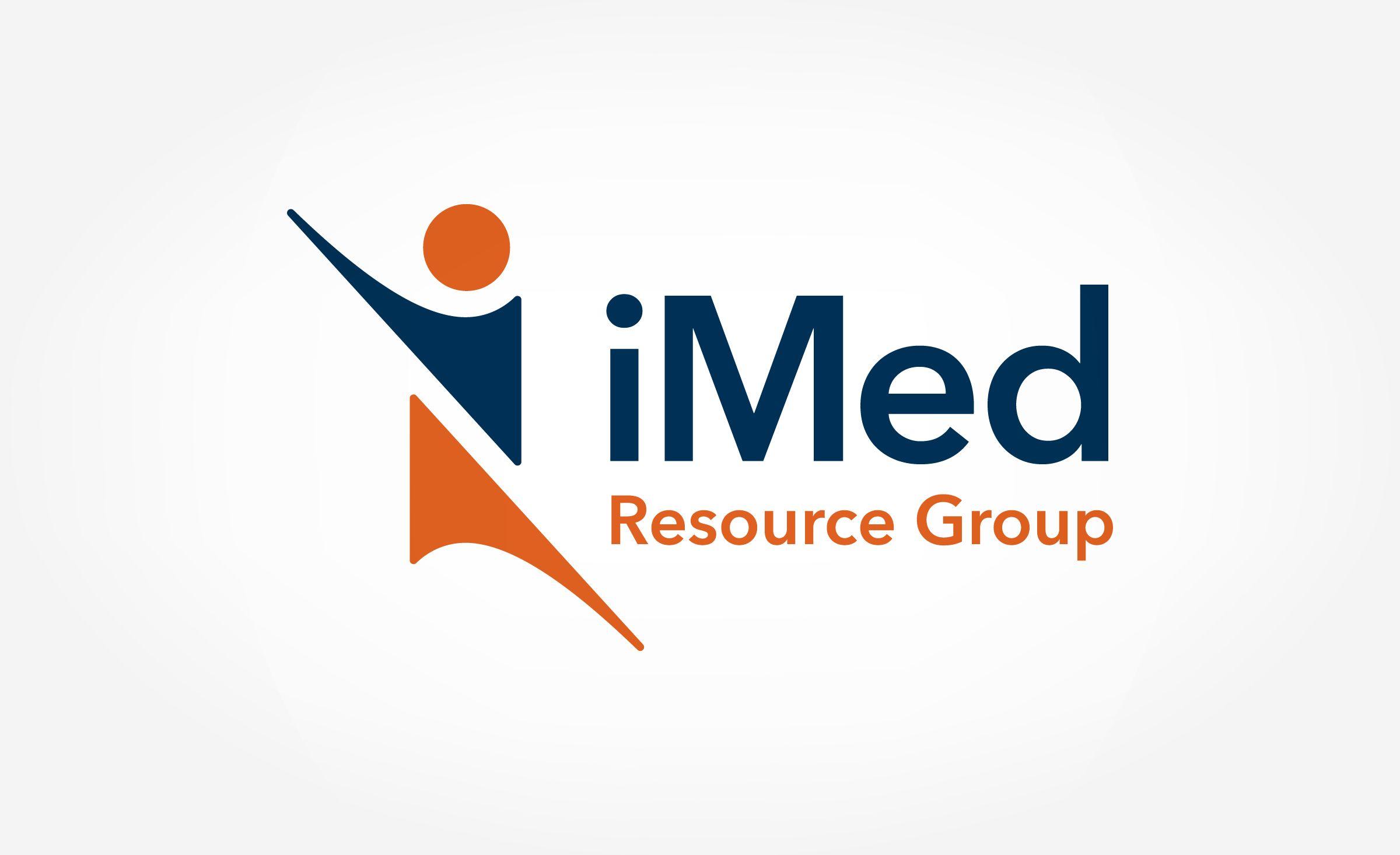 iMed Resource Group Graphic DSigns Portfolio logo