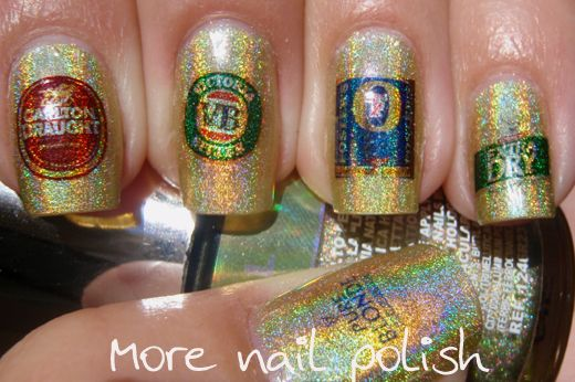 Aussie Nails Australian Beer More Nail Polish Nails Pinterest
