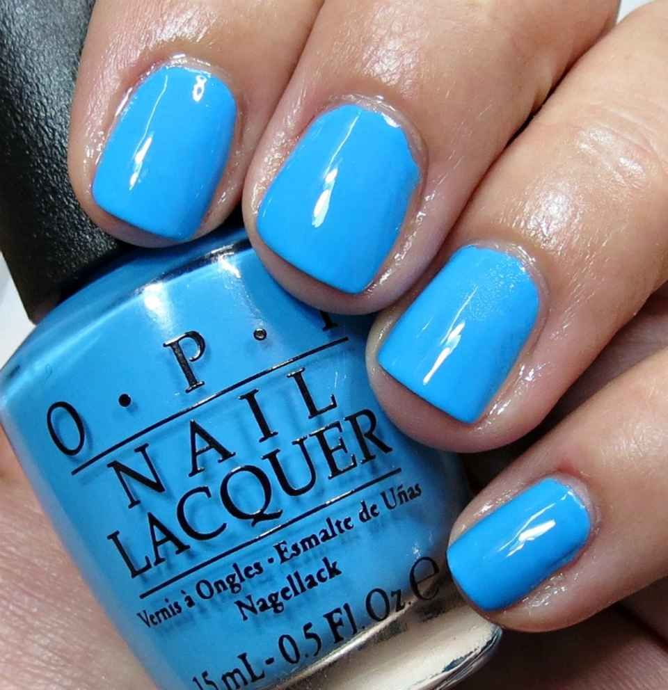 OPI Disney Alice Through The Looking Glass Nail Polish Collection ...