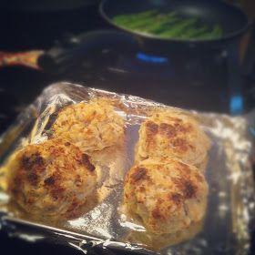 taylor made: grandma's crabcakes