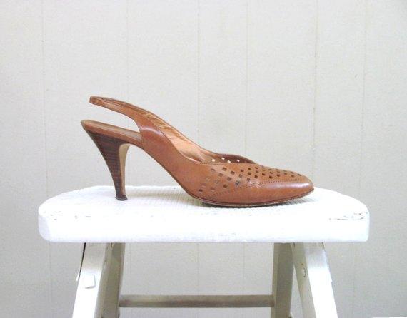 a0b9bc749026 Vintage 1980s Shoes