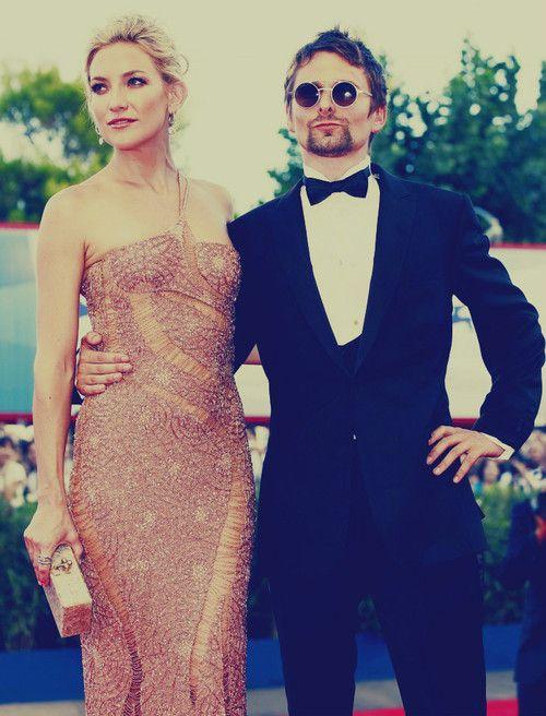 Kate Hudson and Matt Bellamy <3 <3 <3 <3 <3 <3 <3 <3 <3 <3