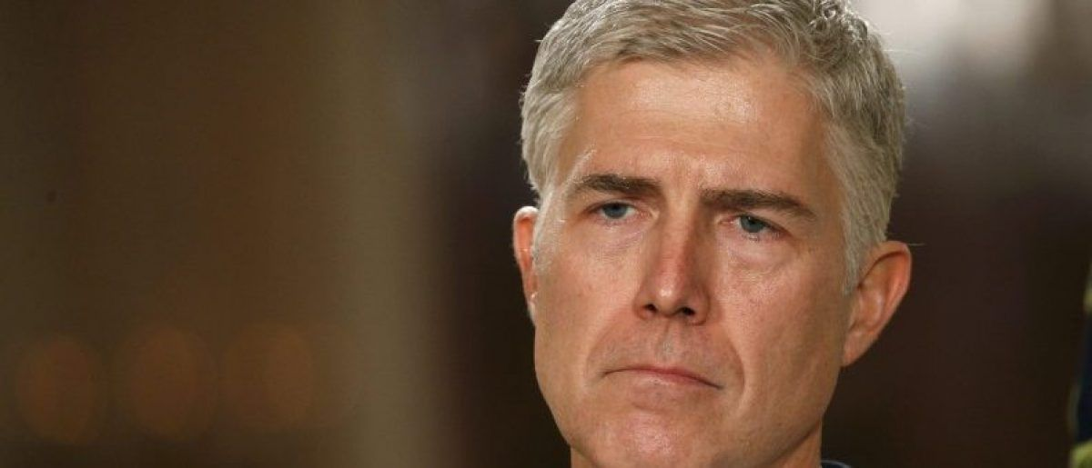 Bar association gives Gorsuch its best rating - POLITICO