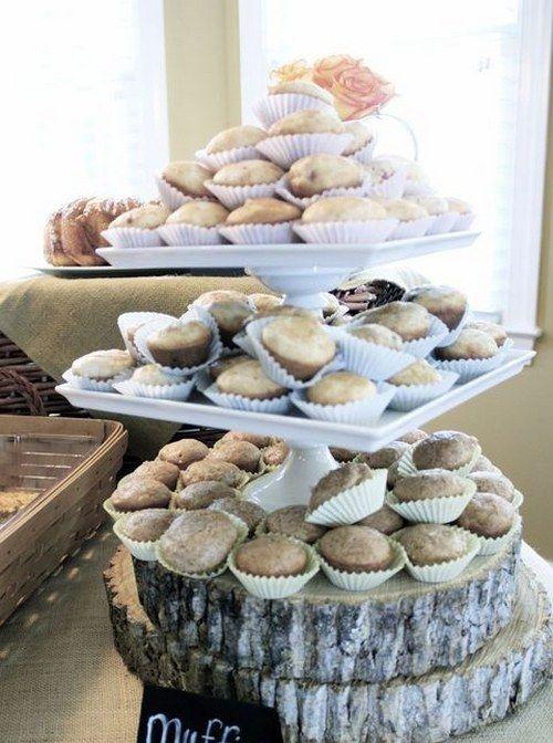 100 Creative Rustic Bridal Shower Ideas Wedding Foods Bridal