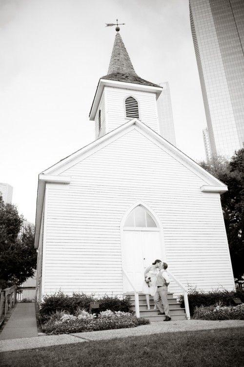 real weddings shannon damians historic chapel wedding